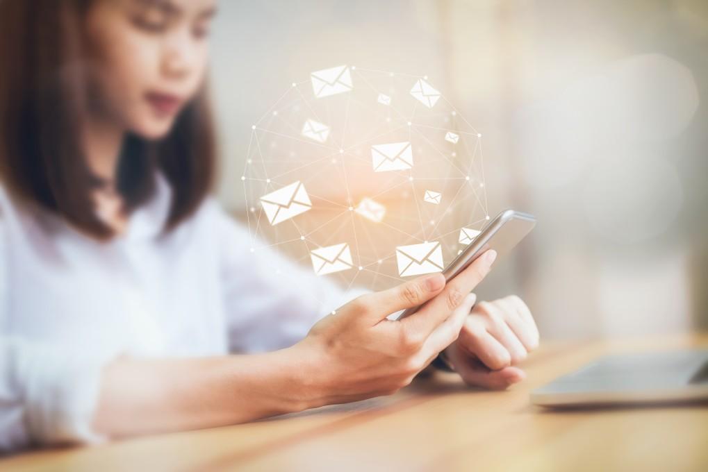 sms par internet avec messagerie