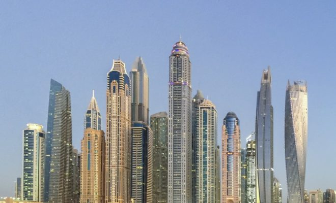société à Dubaï