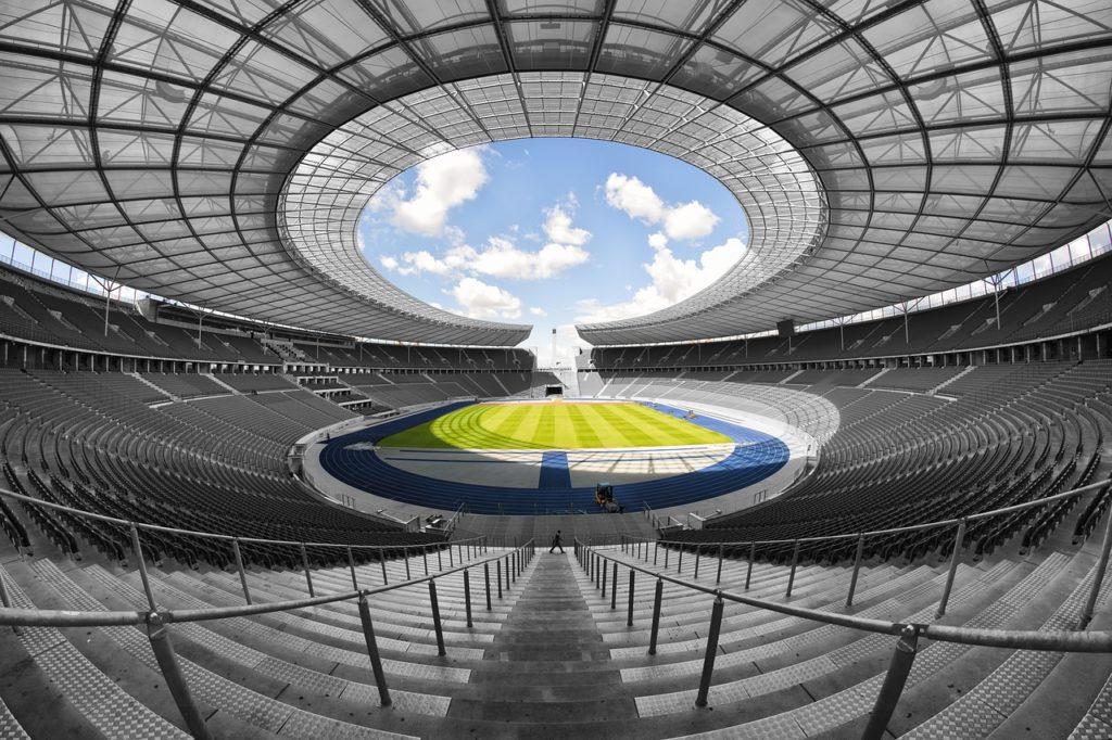 grande stade de football