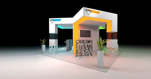 stand pour exposition