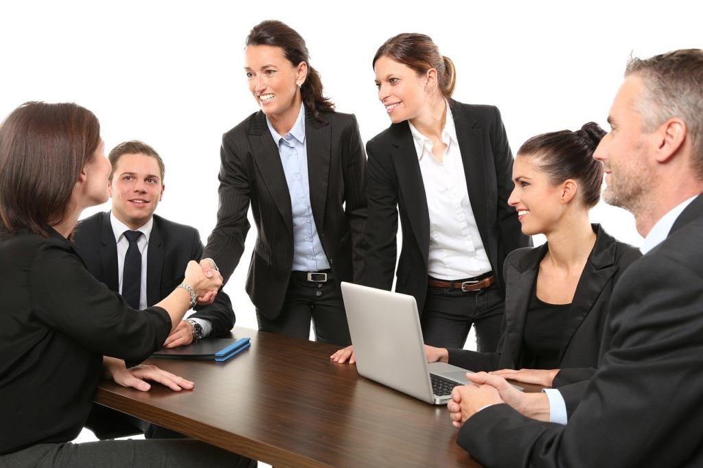team building avec employés