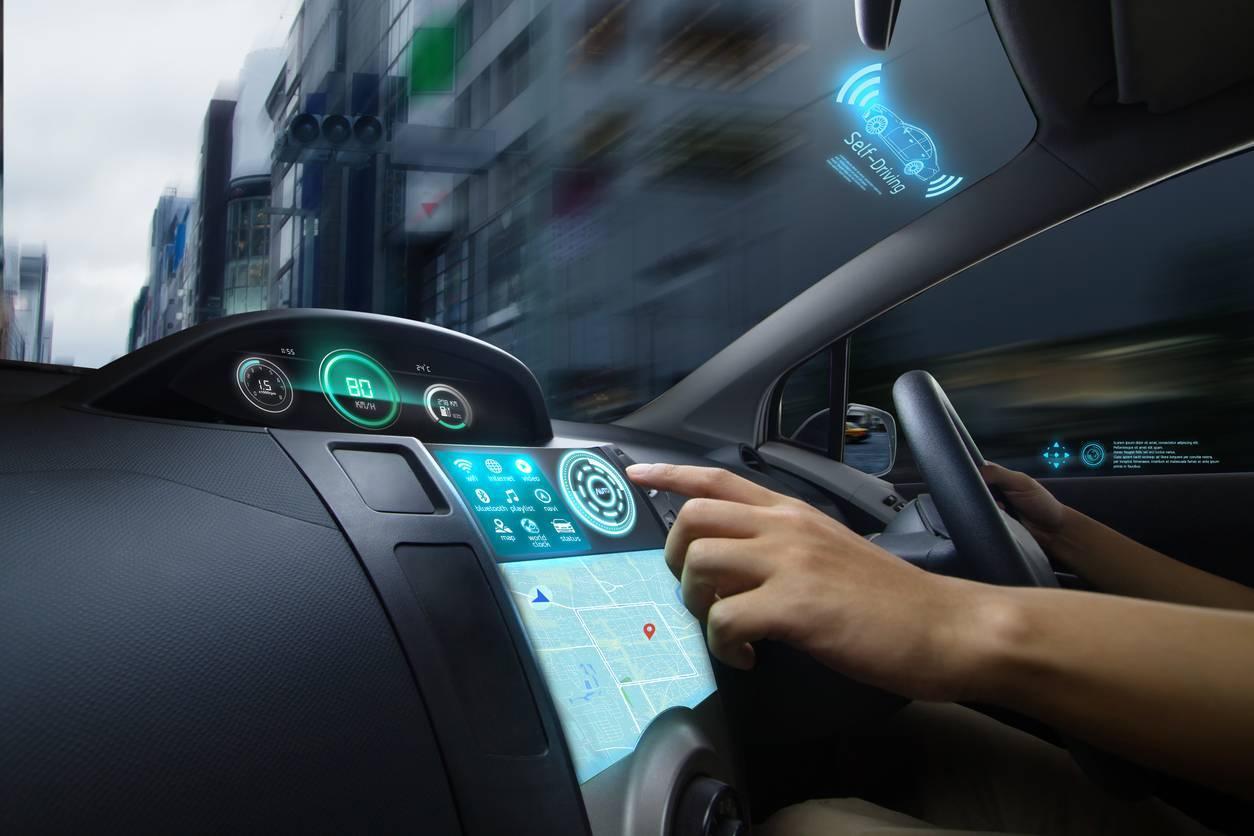 technologies embarquées voiture