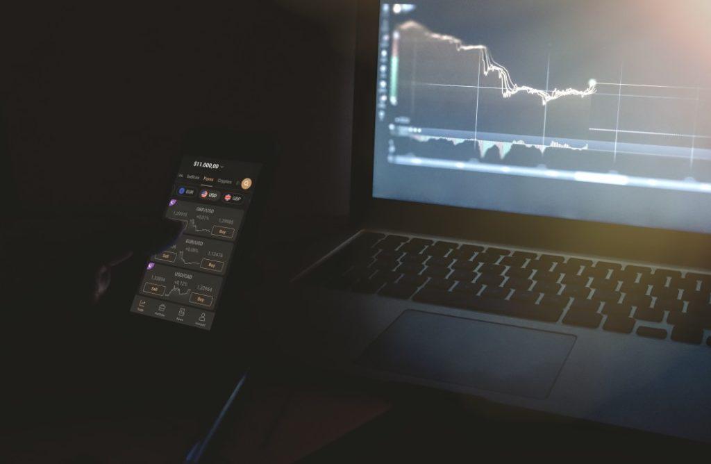 trader avec le bitcoin