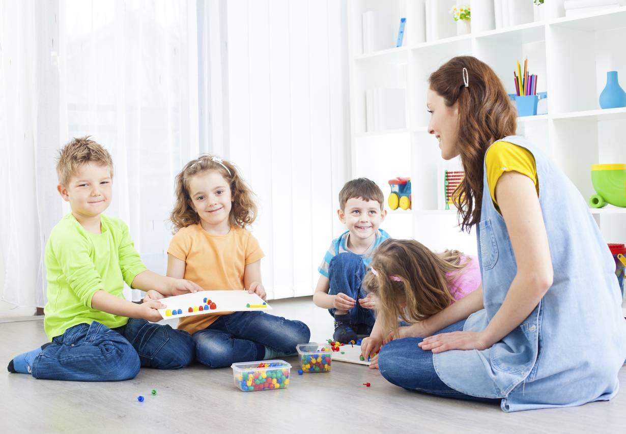 formations pour travailler avec les enfants