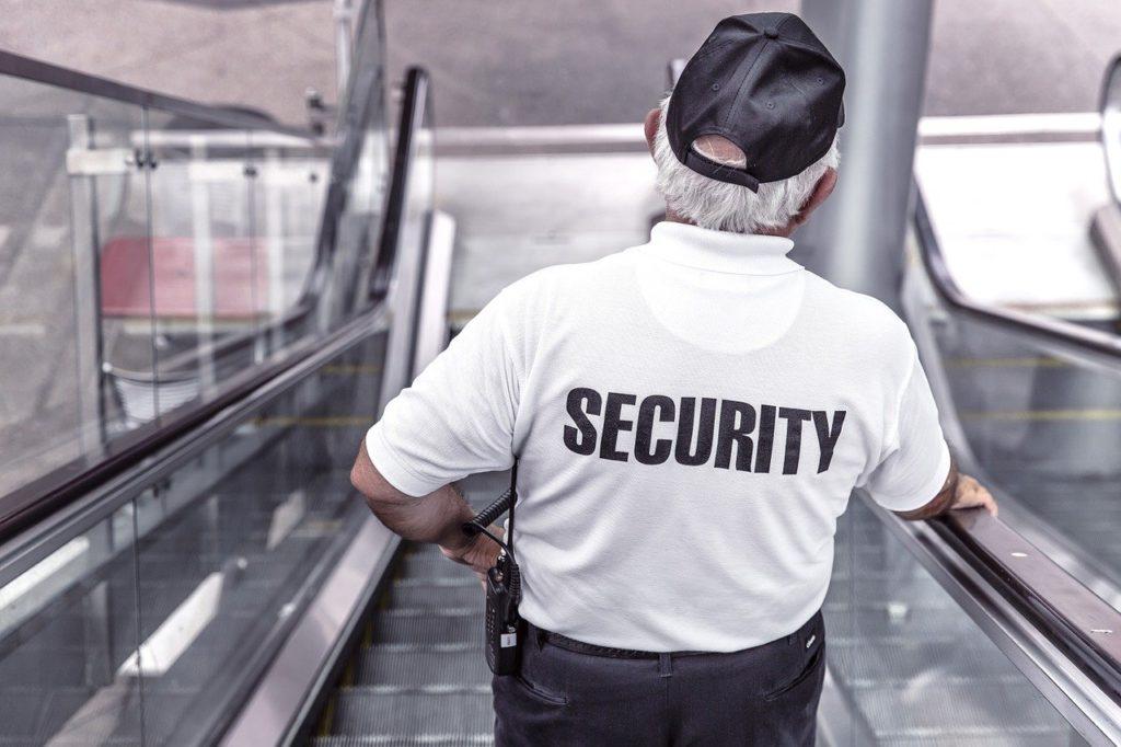 trouver une entreprise de sécurité