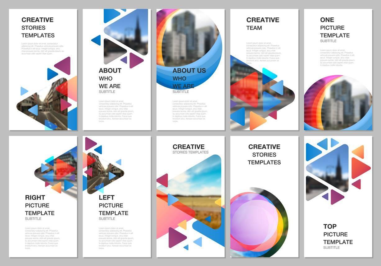brochures d'entreprise