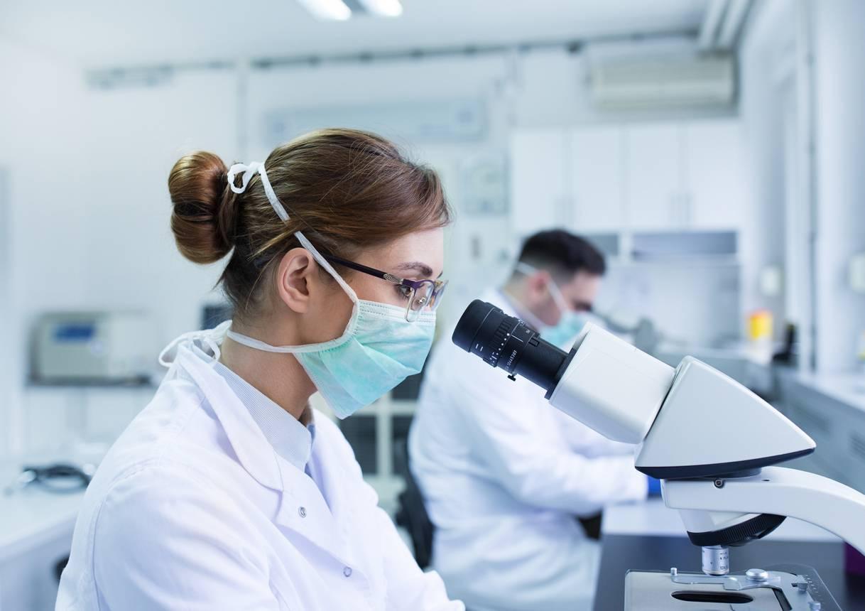 laboratoire analyse poudre