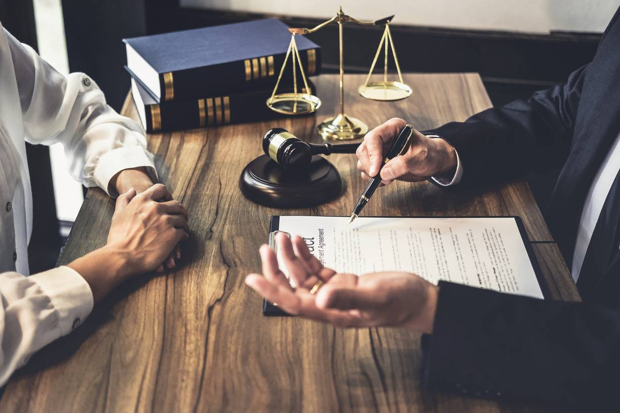 Professionnel juridique