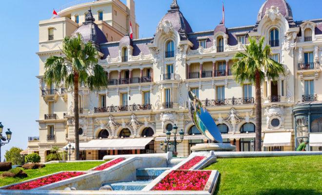 voyage luxe à Monaco